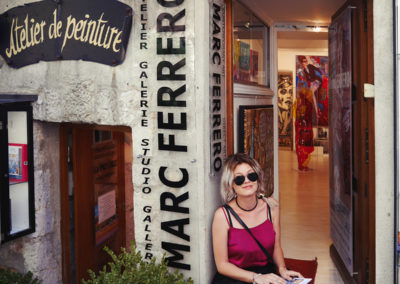 "#10 ""Marc Ferrero Art GAllery"""