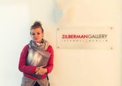 "#26 ""Ziberman Gallery"""
