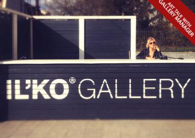 """35 """"IL'KO Gallery"""""""