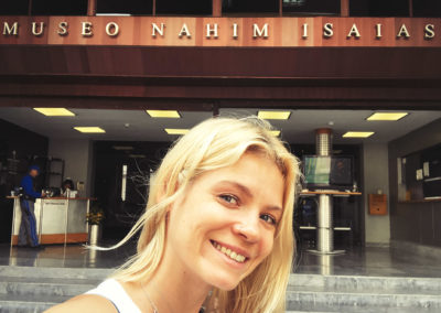 "#63 ""Museo Nahim Isaias"""