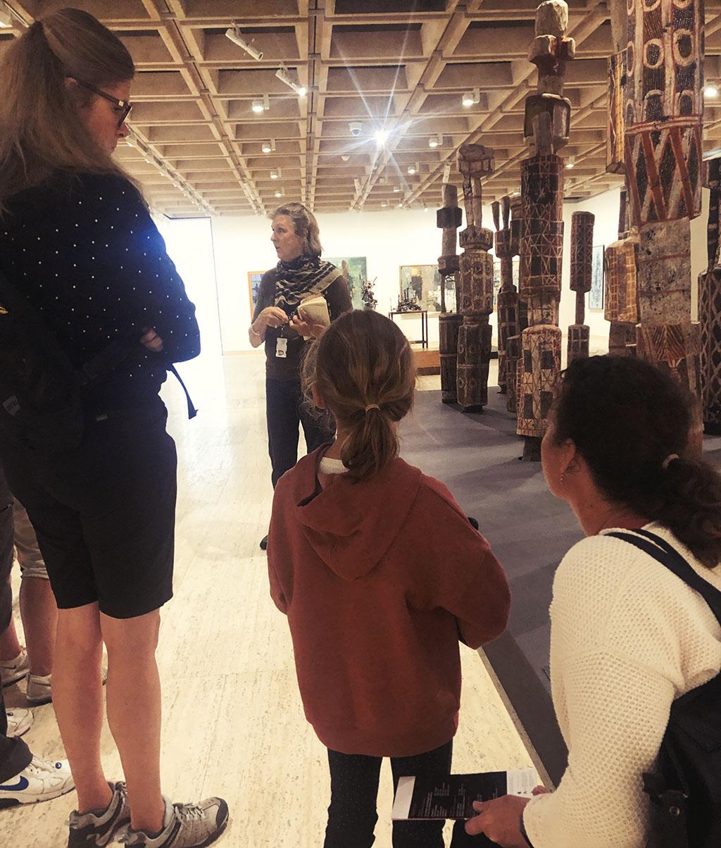 Як відвідувати мистецькі музеї з дітьми
