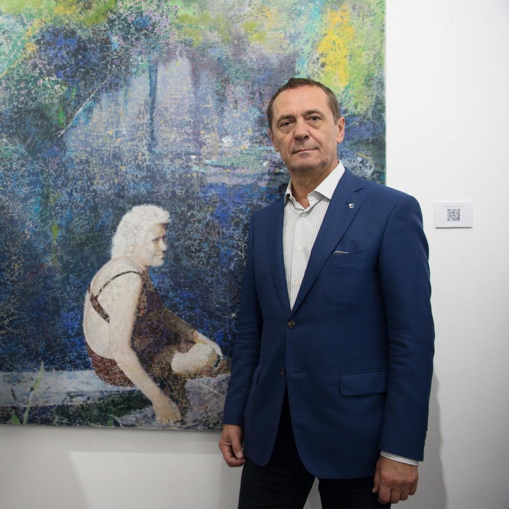 українські художники Сидоренко