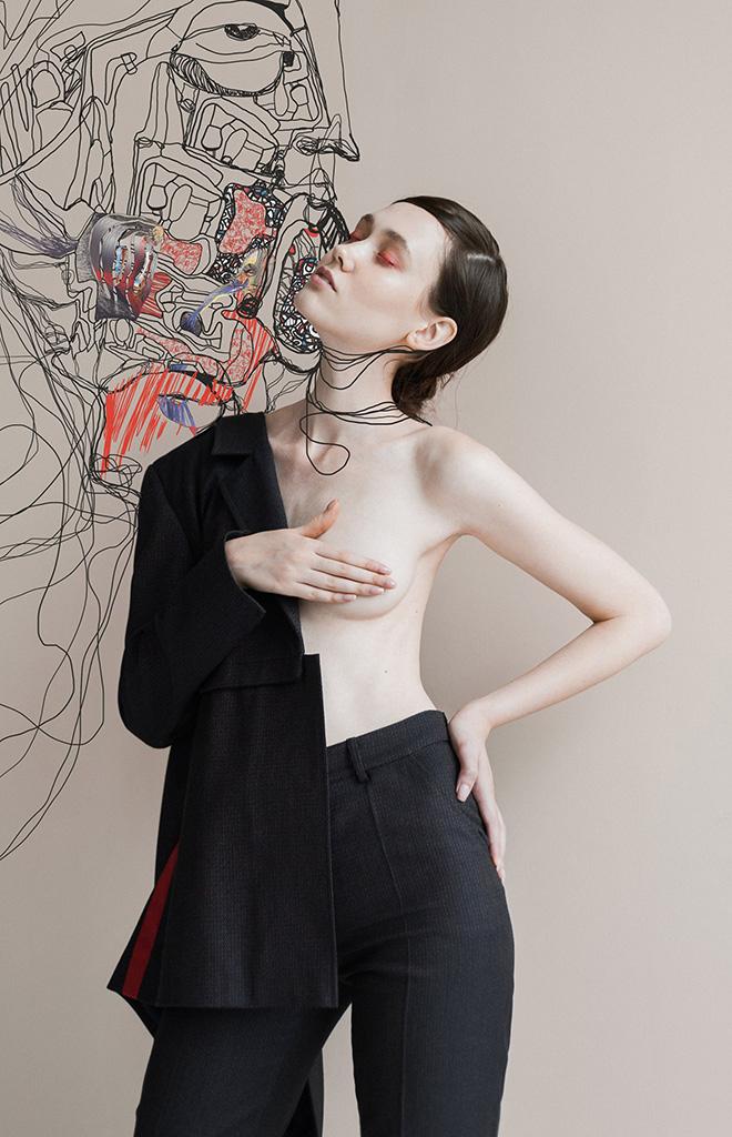 Симбіоз мистецтва та моди