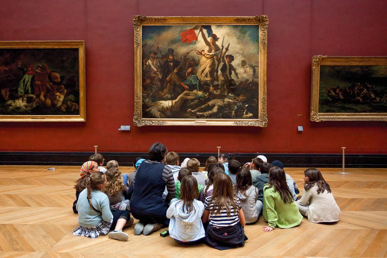 знайомство з мистецтвом