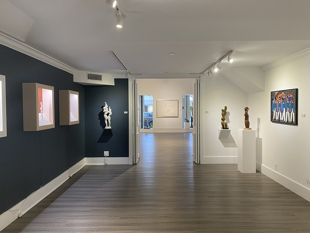 прогулянка галереями