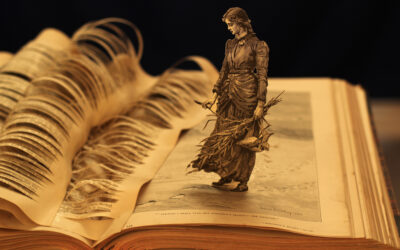 Література та візуальне мистецтво